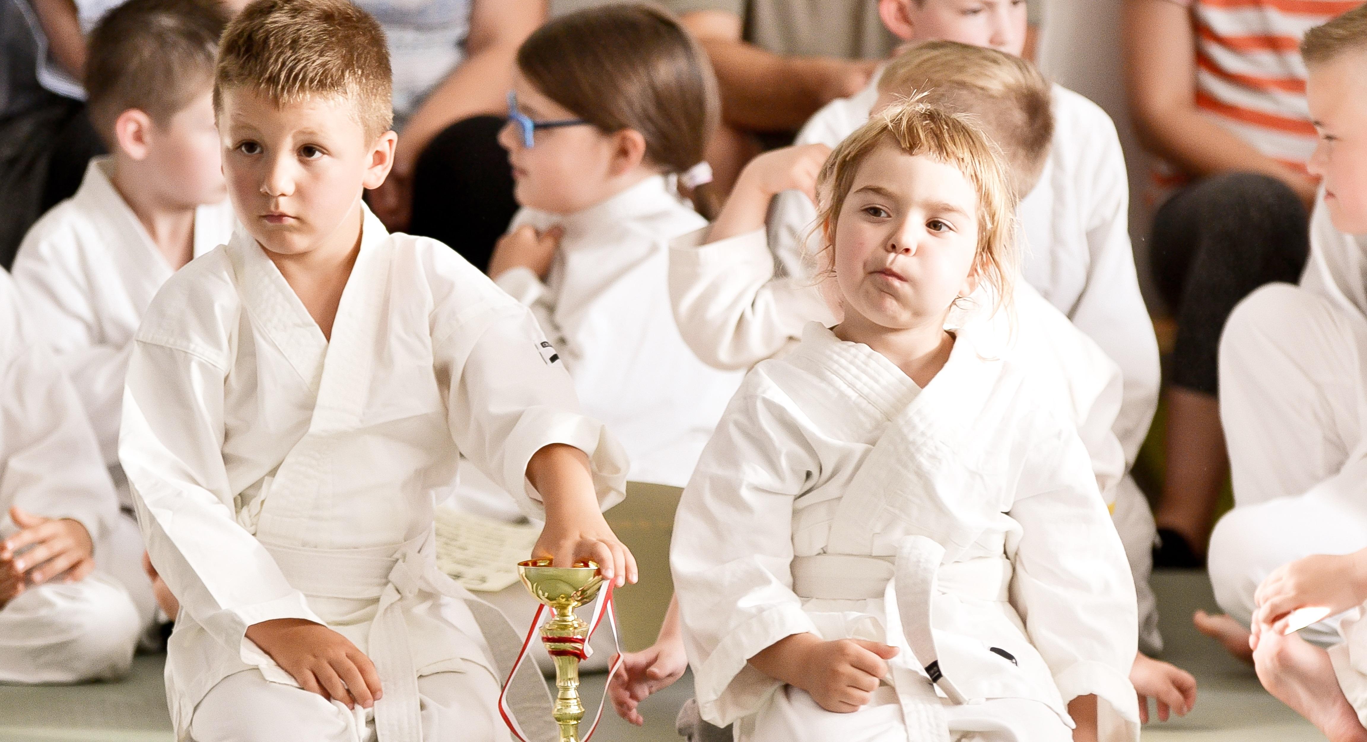 Przedszkolaki Aikido