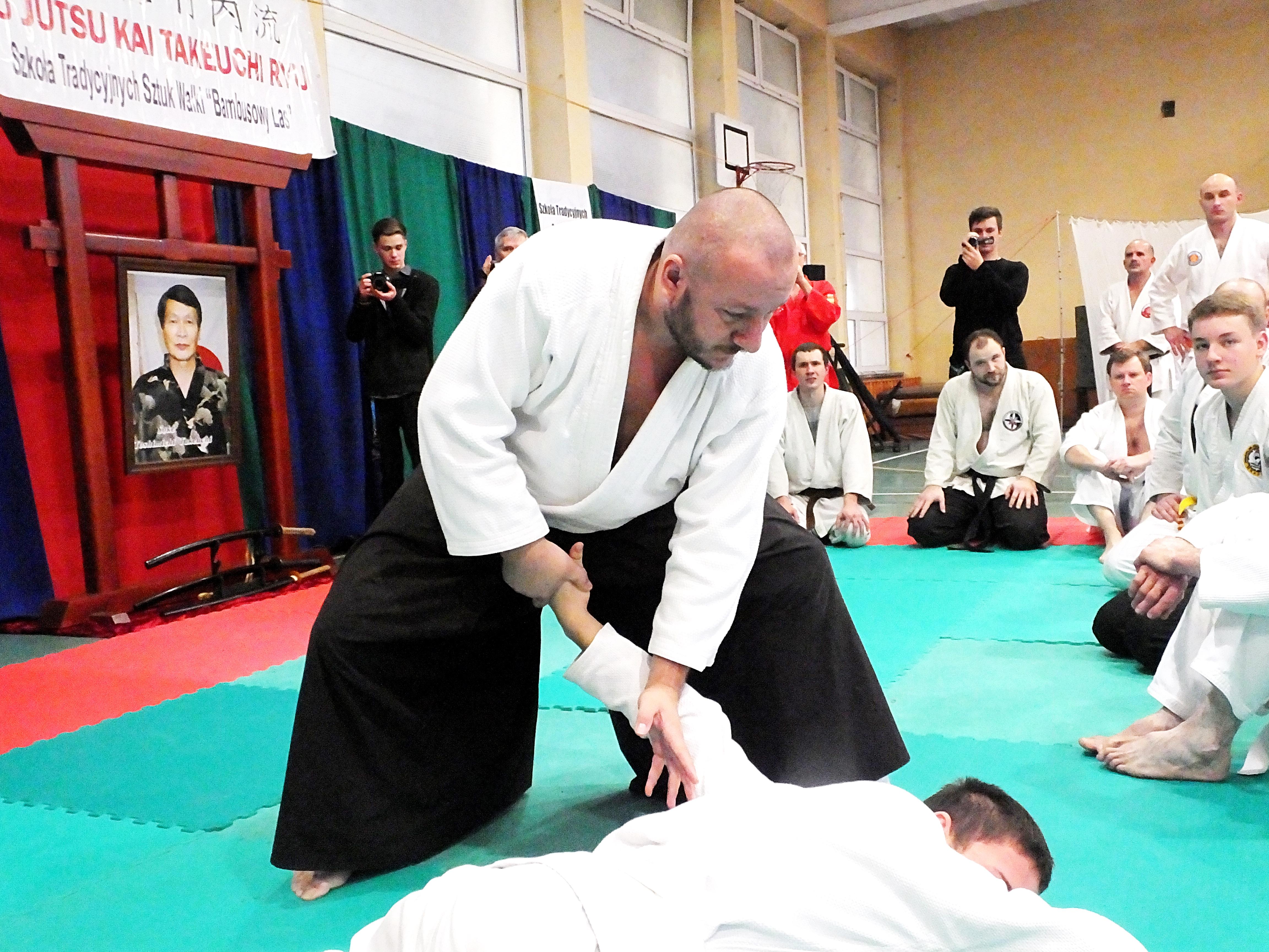 Sankio namysłów Aikido