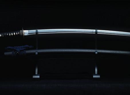 Katana - Budowa Miecza Japońskiego ery Samurajów