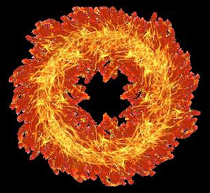 PNGPIX-COM-Fire-Flame-Circle-Transparent