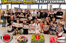 Mistrzostwa Pomorza Kalaki Eskrima 2016