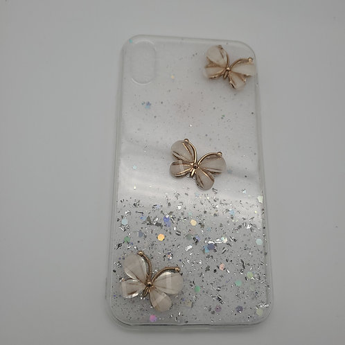 Silver Cell Phone Cases