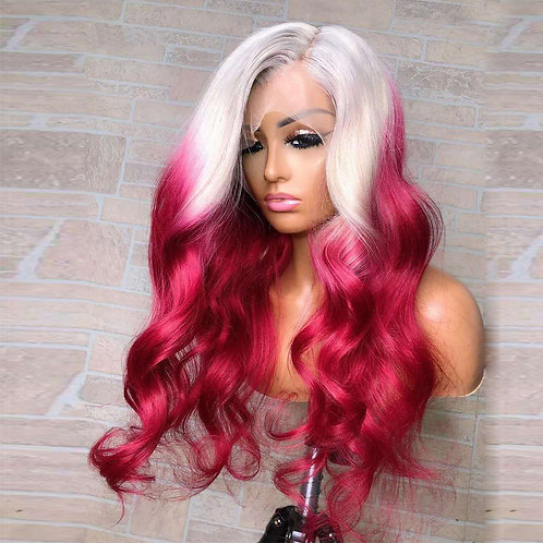 Loose Wave Summer Wig Virgin European Cuticle Aligned Human Hair HD Lace Frontal