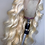 Thumbnail: Blonde Wig  Virgin Hair HD Transparent Lace Front Human