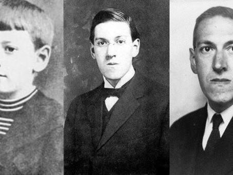 Mestre do horror H.P Lovecraft