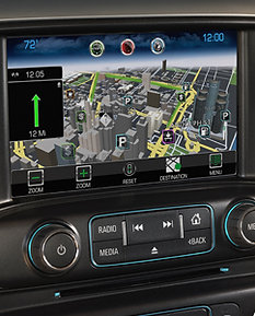 """Add GM Factory Nav to 2013-18 Chevy, Buick,GMC vehicles with  8"""" My Link"""