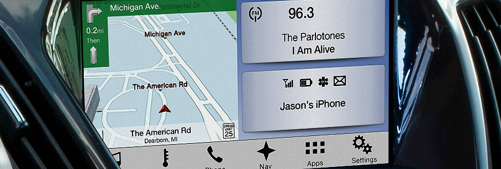"""Add Ford Sync 3 Factory Navigation to Vehicles with 8"""" My Touch Sync3"""
