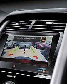Ford Sync 2 Rear Camrea Interface