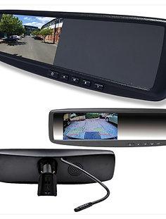 "HD 4.3"" Auto Dimming Ultra Bright Rear View Mirror Monitor -Drive Safe"