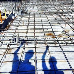 Ready to pour first floor concrete slab #dannysorogon