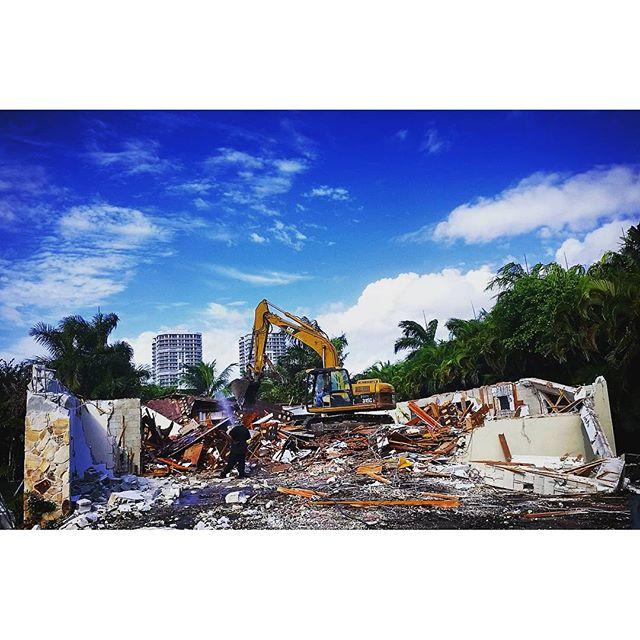Demolition #dannysorogon