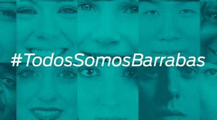 #TodosSomosBarrabas