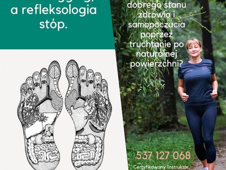 Slow Jogging, a refleksologia stóp.