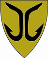 Øksnes kommunevåpen Transparent bakgrun