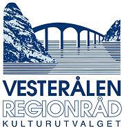 Vesterålen Kulturutvalgs logo veldig go