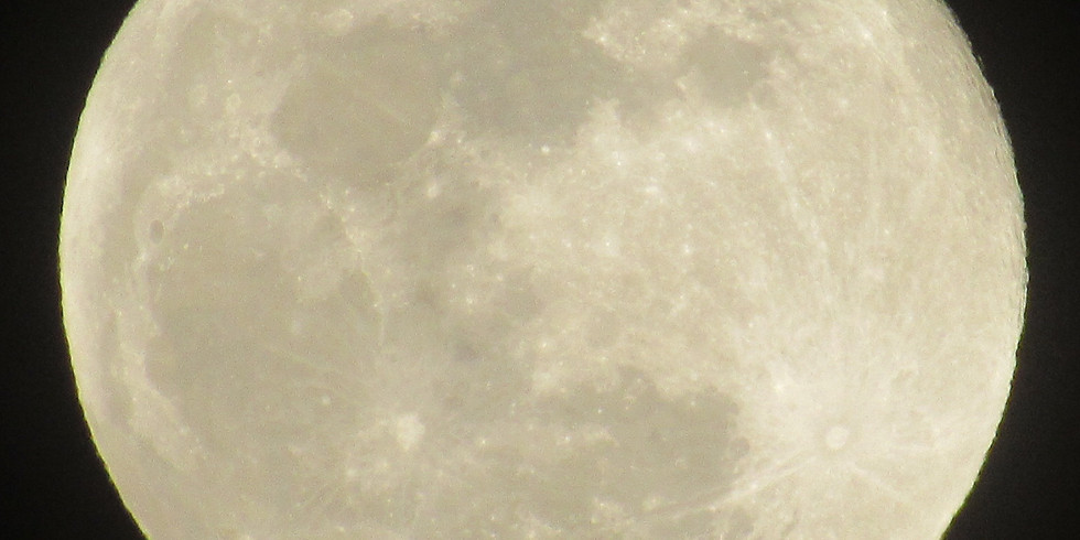 September Full Moon Circle with The Heart Space