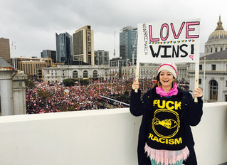 How The Women's March Helped Me Find My Voice