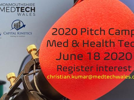 2020 Pitch Camp