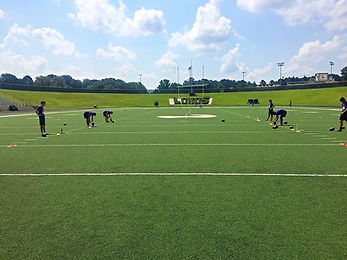 Trinity Kicking is the highest rated kicing camp in the country