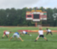 Trinity Kicking holds a kicking camp in North Atlanta for football specialists and coaches.