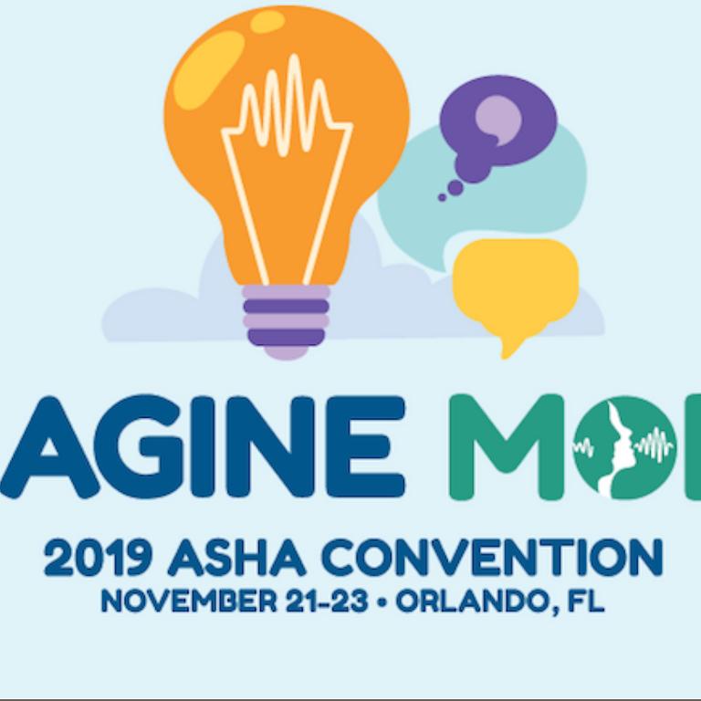 2019 ASHA Convention