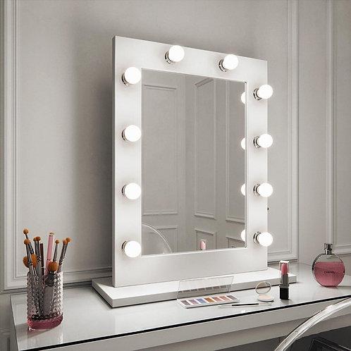 Paris Işıklı Kulis Makyaj Aynası