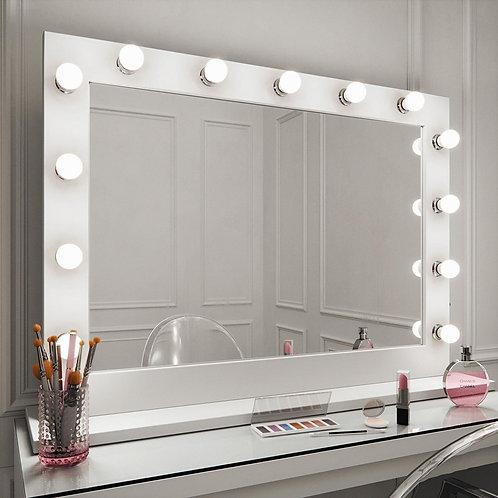 Milano Işıklı Kulis Makyaj Aynası