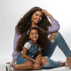 Tampa Florida Family PhotographerMother Daughter Session Studio