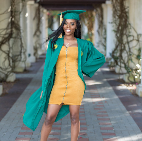 Tampa Florida Graduation Photographer