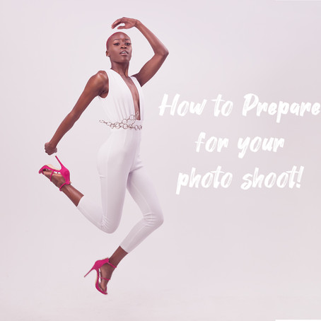 Do you have an upcoming photo shoot?