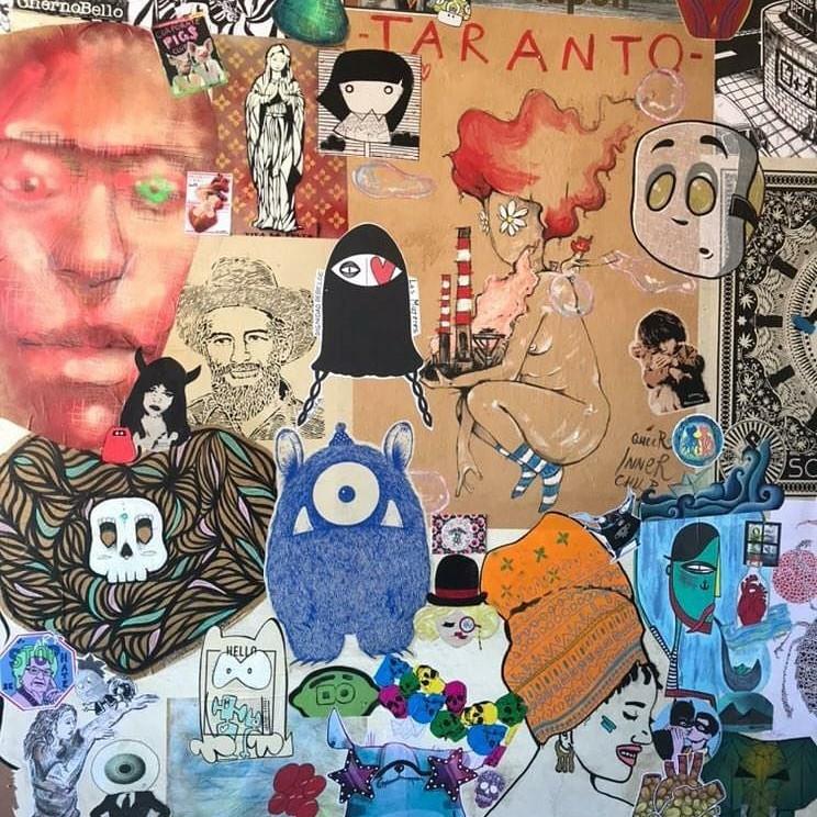 Street Art Project Naples
