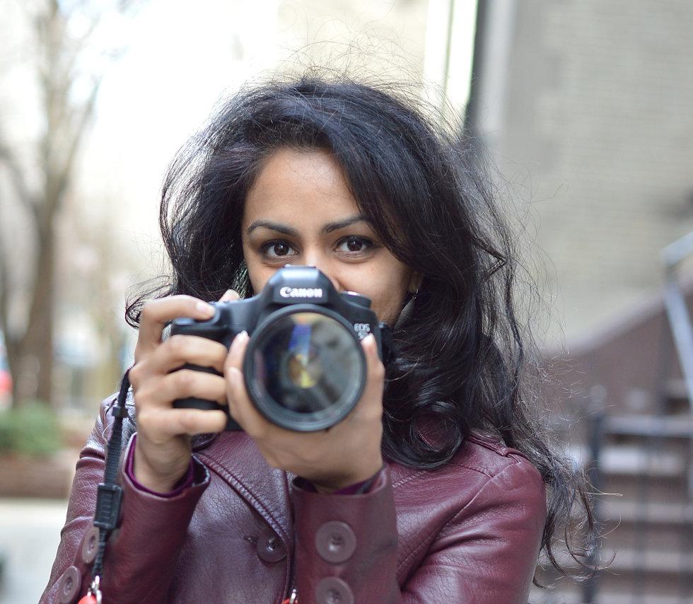 Babita Patel, Humanitarian Photographer