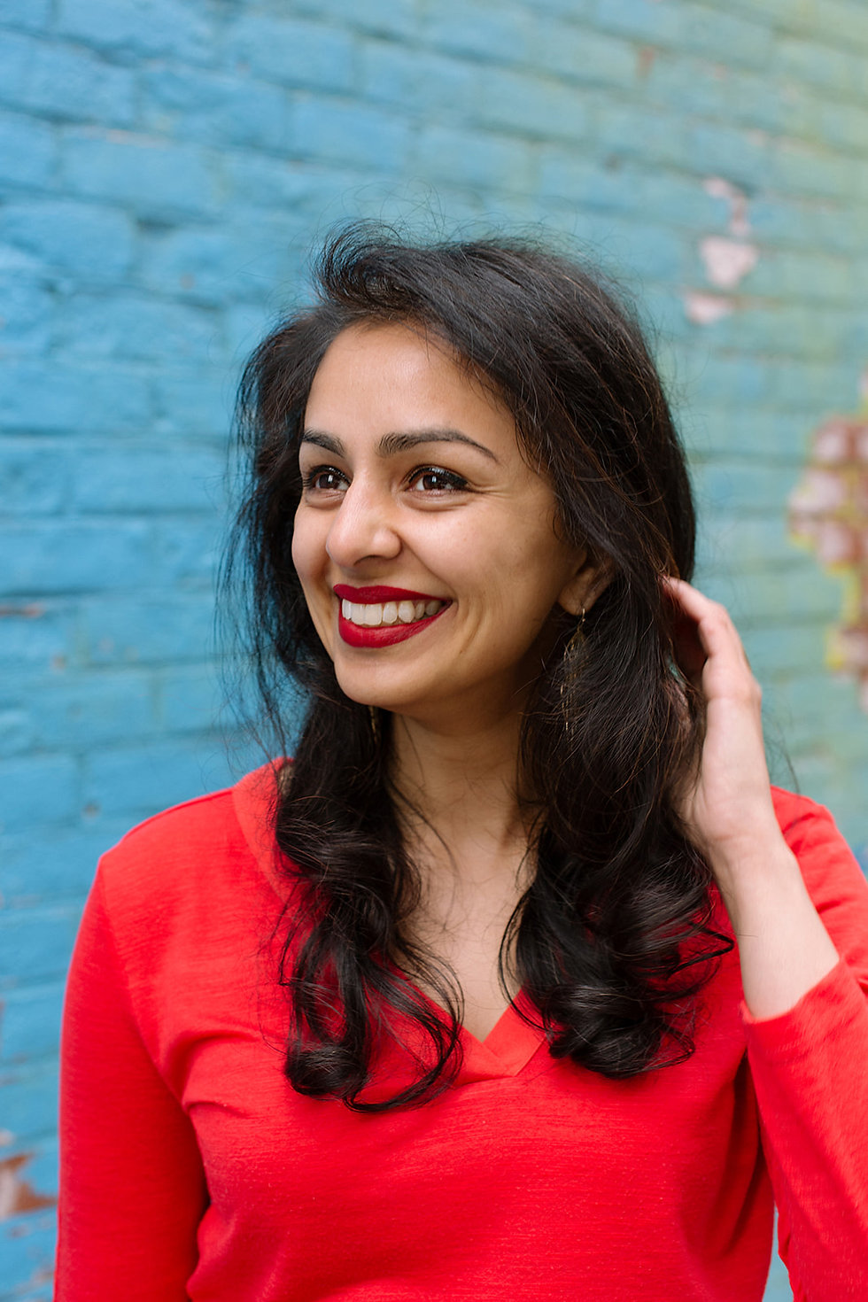 Babita Patel, Wanderlust Addict, world traveler
