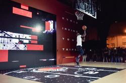 2017 KYRIE 籃球互動體驗球場