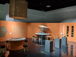 [常設展互動展品]-台南史前博物館