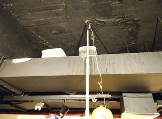 天井からの漏水原因の発見の仕方