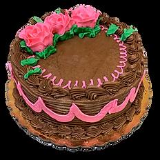 Chocolate Cake, Chocolate icing