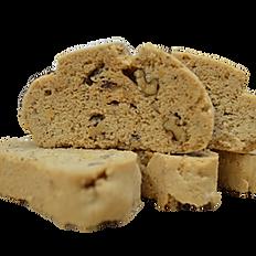Sugar-Free Walnut Mandel Bread, 1 lb