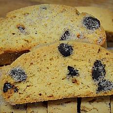 Chocolate Chip Mandel Bread, 1 lb