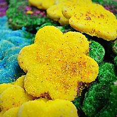Flower Cookies, lb