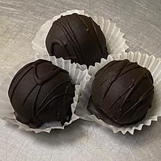 Chocolate Covered Rum Balls, dz