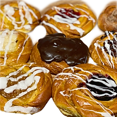 Weekday Package Deal: 1 Bread, 6 Danish/Muffins