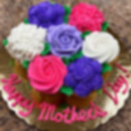 Mother's Day cupcakes! 🧁 🌸 🌺 #mothers