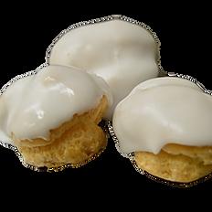Mini Cream Puffs, dz