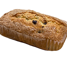 Chocolate Chip Muffin Loaf