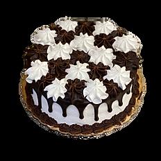 """8"""" Checkerboard Cake"""