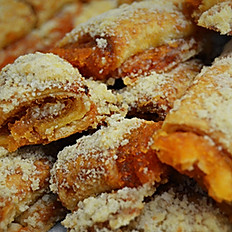 New York Apricot Rugelach