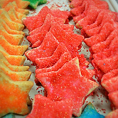 Star Cookies, lb