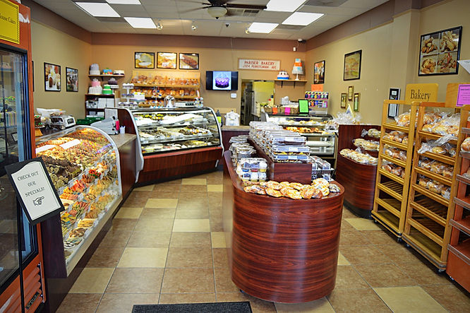 Pariser's bakery