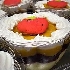 Strawberry Mango Trifle